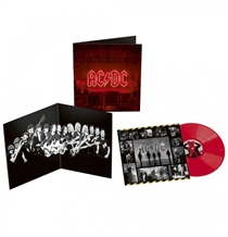 AC/DC: Power Up Ltd. (RED Vinyl)