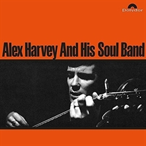 Harvey, Alex And His Soul Band: Alex Harvey And His Soul Band (Vinyl)