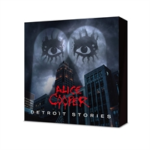 Cooper, Alice: Detroit Stories Ltd. (CD+Blu-Ray)