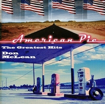McLean, Don: American Pie-Greatest Hits (CD)