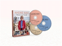 Rieu, Andre & Johann Strauss Orchestra: Welcome To My World 2 (3xDVD)