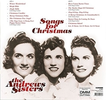 Andrews Sisters, The: Songs For Christmas (Vinyl)