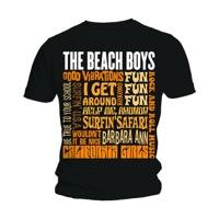 Beach Boys: Best of SS T-shirt