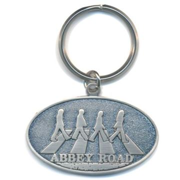 Beatles, The: Abbey Road Crossing Keychain