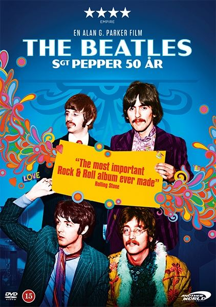 beatles 50 år Beatles, The: Sgt Pepper 50 år (DVD) beatles 50 år