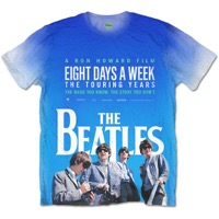 Beatles, The: Eight Days A Week Cover T-shirt