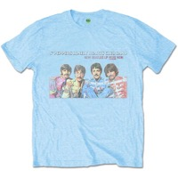 Beatles, The: LP Here Now T-shirt