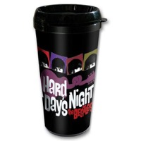 Beatles, The: A Hard Days Night Travel Mug
