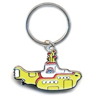 Beatles, The: Yellow Submarine Keychain