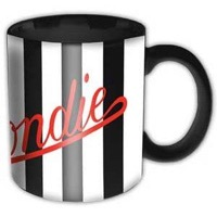 Blondie: Parallel Lines Logo Mug