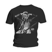 Bowie, David: Acoustics T-shirt