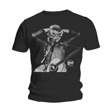 Bowie, David: Acoustics T-shirts