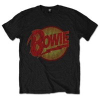 Bowie, David: Diamond Dogs T-shirts