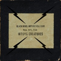 Black Rebel Motorcycle Club: Wrong Creatures (CD)