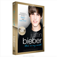 Bieber, Justin: This Is My World (DVD)