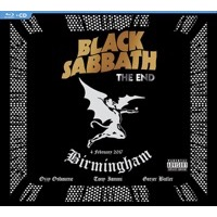 Black Sabbath: The End + The Angelic Sessions (CD+BluRay)