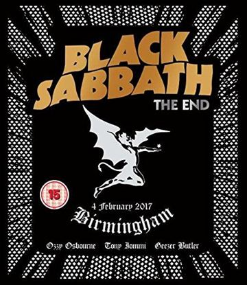 Black Sabbath: The End (BluRay)