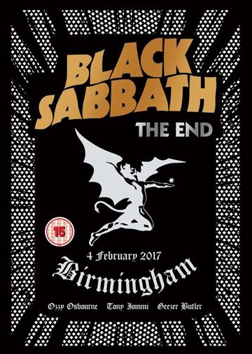 Black Sabbath: The End (DVD)