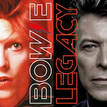 Bowie, David: Bowie - Legacy (CD)