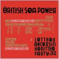 BRITISH SEA POWER: LET THE DAN