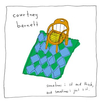 Barnett, Courtney: Sometimes I Sit And Think And Sometimes I Just Sit (Vinyl)