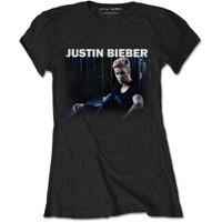 Bieber, Justin: Mirror Girl T-shirt
