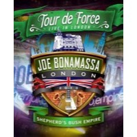 Bonamassa, Joe: Tour De Force - Shepherds Bush Empire (2xDVD)