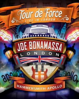Bonamassa, Joe: Tour De Force - Hammersmith Apollo (2xDVD)