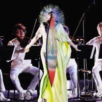 Björk: Vulnicura- the acoustic version - strings, voice and viola organista only