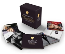 Bocelli, Andrea: Andrea Bocelli - The Complete Classical Albums (7xCD)