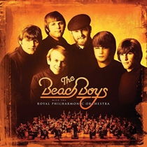 Beach Boys & The Royal Philharmonic Orchestra London: Orchestral with the Royal Philharmonic (CD)