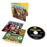 Beatles, The: Sgt Peppers Lonely Hearts Club Band 50th Anniversary Edition (CD)