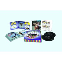 Beatles, The: Magical Mystery Tour Box (DVD/BluRay/2xVinyl)