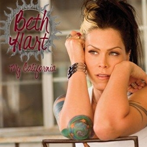 Hart, Beth: My California