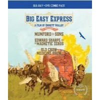 Diverse: Big Easy Express (BluRay/DVD)