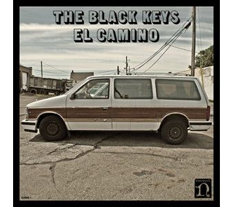Black Keys: El Camino (2xVinyl/CD)