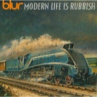 Blur: Modern Life Is Rubbish (2xVinyl)