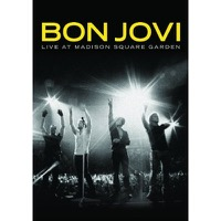 Bon Jovi: Live At Madison Square Garden (BluRay)
