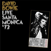 Bowie, David: Live In Santa Monica 1972 (2xVinyl)