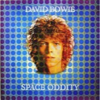 Bowie, David: Space Oddity (Vinyl)