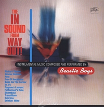 Beastie Boys: The In Sound From Way Out (Vinyl)