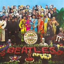 Beatles, The: Sgt Pepper`s Lonely Hearts Club Band Anniversary Edition (Vinyl)