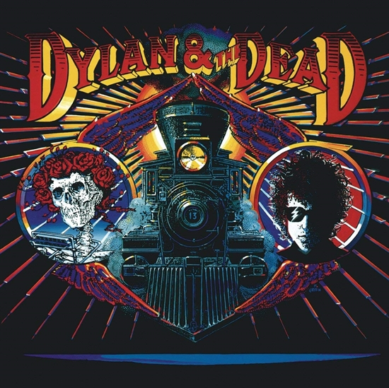 Dylan, Bob & The Grateful: Dylan & The Dead (Vinyl)