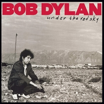 Dylan, Bob: Under The Red Sky (Vinyl)
