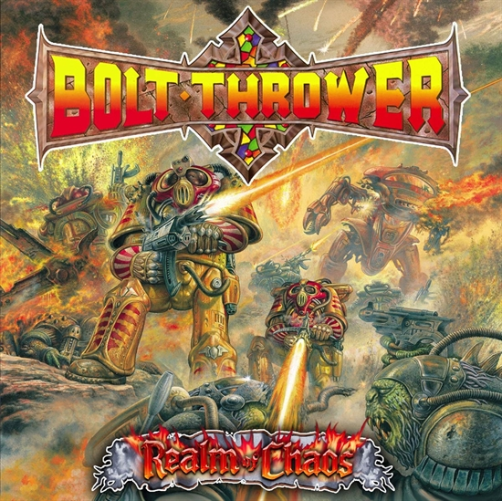 Bolt Thrower: Realm Of Chaos (CD)
