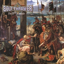 Bolt Thrower: The IVth Crusade (CD)