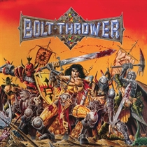 Bolt Thrower: War Master (CD)