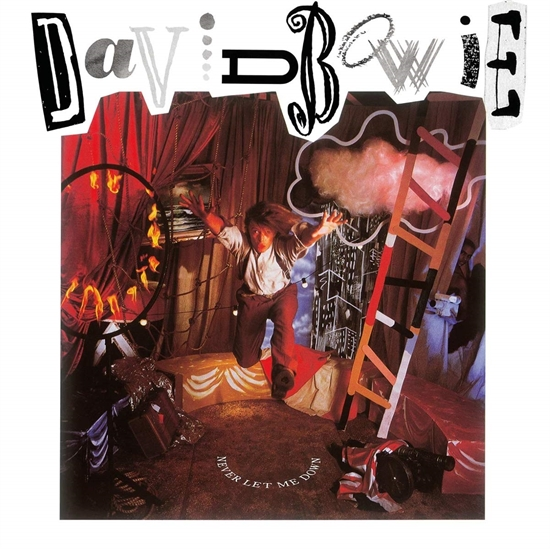 Bowie, David: Never Let Me Down (Vinyl)