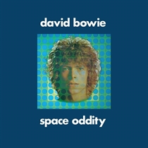 Bowie, David: Space Oddity Ltd.  (CD)