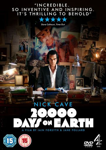 Cave, Nick: 20.000 Days On Earth (DVD)